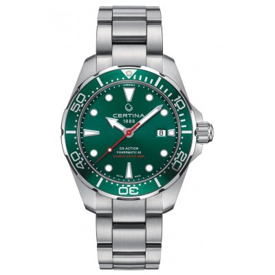 Certina DS Action Diver C032.407.11.091.00 Automat, Vode odolnosť 300M, 43 mm