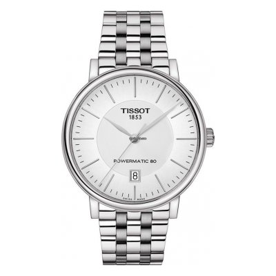 Tissot T-Classic T122.407.11.031.00 Powermatic 80,40 mm