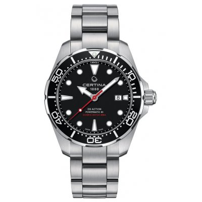 Certina DS Action Diver C032.407.11.051.00 Automat, Vode odolnosť 300M, 43 mm