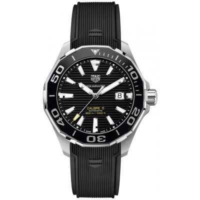 TAG Heuer Aquaracer Calibre 5 WAY201A.FT6069 Vode odolnosť 300M, 43 mm