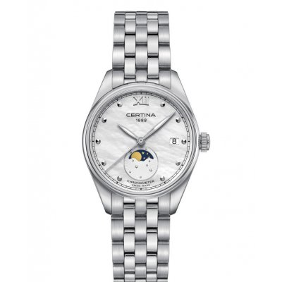 Certina DS-8 C033.257.11.118.00 Chronometer, Quartz, 32 mm