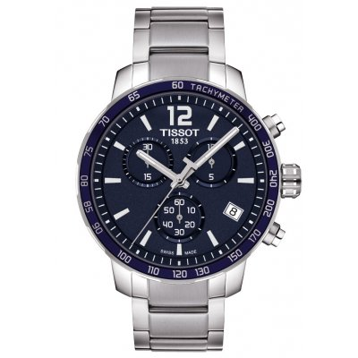 Tissot T-Sport T095.417.11.047.00 QUICKSTER, Quartz Chronograf, 42 mm