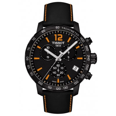 Tissot T-Sport T095.417.36.057.00 QUICKSTER, Quartz Chronograf, 42 mm
