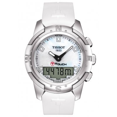 Tissot Touch Collection T047.220.47.111.00 T-TOUCH II, Quartz, 43.3 mm