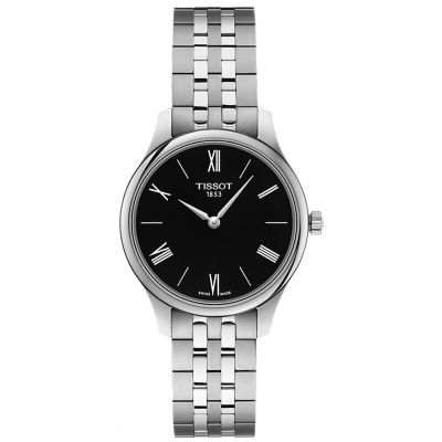 Tissot T-Classic Lady 5.5 T063.209.11.058.00 Ultra tenké, Quartz, 31 mm
