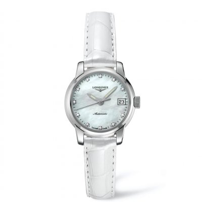 Longines Saint-Imier Collection L22634872 Diamanty, Automat, 26 mm