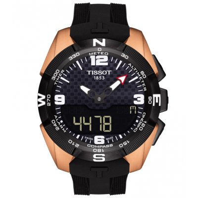 Tissot T-Touch T091.420.47.207.00 EXPERT SOLAR NBA, Quartz, 45 mm