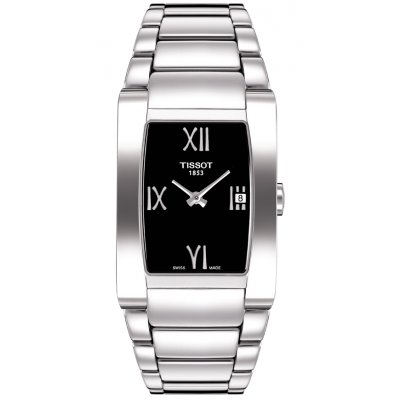Tissot T-Lady T007.309.11.053.00 GENEROSI-T, Quartz, 24.50 x 27.50 mm