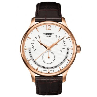 Tissot T-Classic T063.637.36.037.00 TRADITION, Quartz, 42 mm