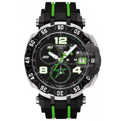Tissot T-Race T092.417.27.057.01 NICKY HAYDEN 2015, Quartz Chronograf, 45.25 mm