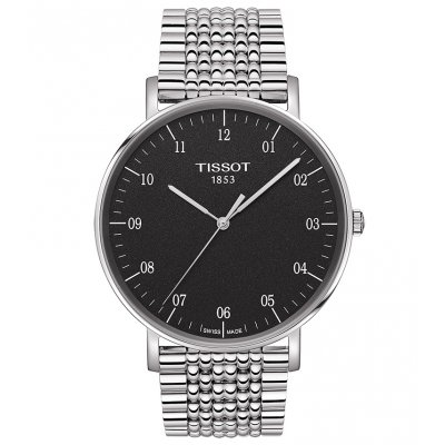 Tissot T-Classic T109.610.11.077.00 EVERYTIME, Quartz, 42 mm