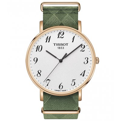 Tissot T-Classic T109.610.38.032.00 EVERYTIME, Quartz, 42 mm