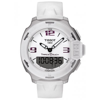 Tissot T-Touch T081.420.17.017.00 T-RACE TOUCH, Quartz, 41.15 mm
