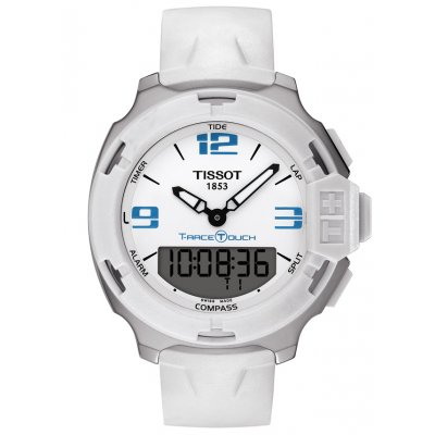 Tissot T-Touch T081.420.17.017.01 T-RACE TOUCH, Quartz, 42 mm