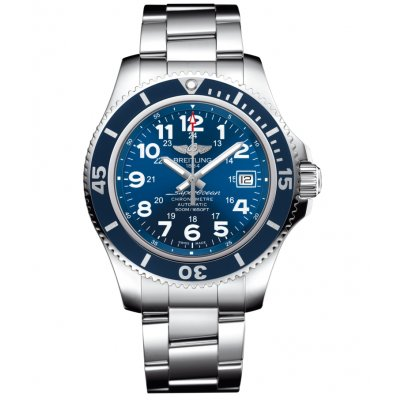 Breitling Superocean II 42 A17365D1/C915/161A Water resistance 500M, Automatic, 42 mm
