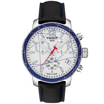 Tissot T-Sport T095.417.17.037.00 QUICKSTER ICE HOCKEY, Quartz Chronograf, 42 mm
