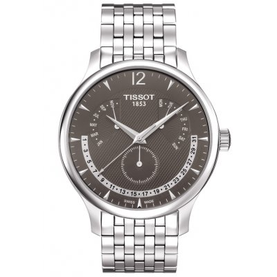 Tissot T-Classic T063.637.11.067.00 TRADITION, Quartz, 42 mm