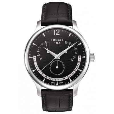 Tissot T-Classic T063.637.16.057.00 TRADITION, Quartz, 42 mm