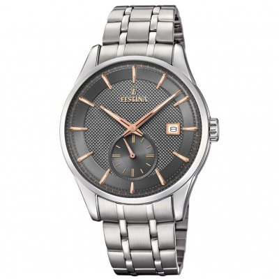 Festina Retro F20276/3 Quartz, 41 mm