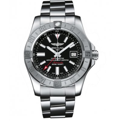 Breitling Avenger II GMT A3239011/BC35/170A Water resistance 300M, Automatic, 43 mm