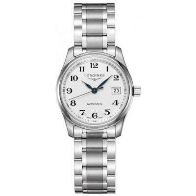 Longines Master Collection L22574786 Arabic Numerals, Automatic, 29 mm