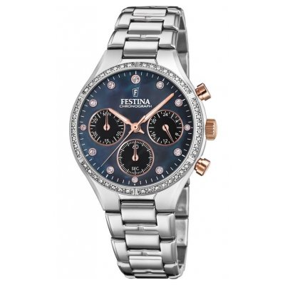 Festina Boyfriend F20401/4 Quartz, Chronograf, 36 mm