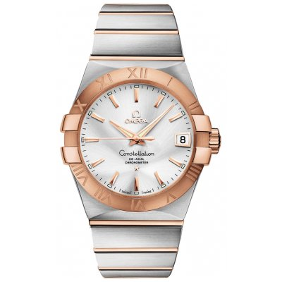 Omega Constellation 123.20.38.21.02.001 In-house Calibre, Gold, 38mm
