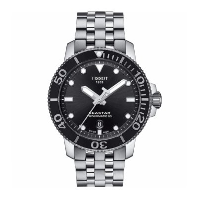 Tissot T-Sport T120.407.11.051.00 Seastar, Powermatic 80, 43 mm