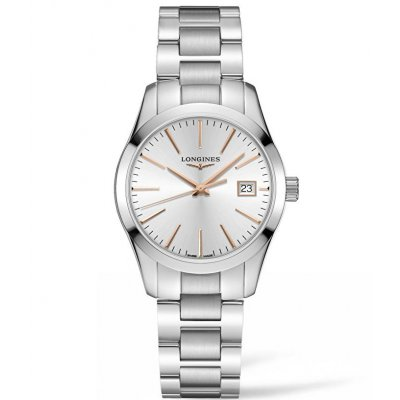 Longines Conquest Classic L23864726 Quartz, 34 mm