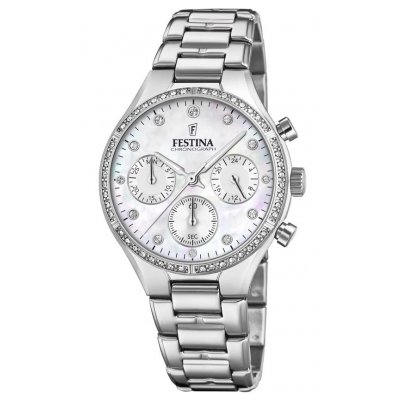 Festina Boyfriend F20401/1 Quartz, Chronograf, 36 mm