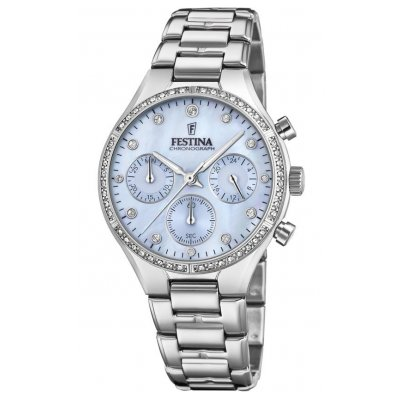 Festina Boyfriend F20401/2 Quartz, Chronograf, 36 mm
