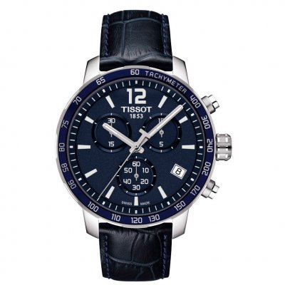 Tissot T-Sport T095.417.16.047.00 QUICKSTER, Quartz Chronograf, 42 mm