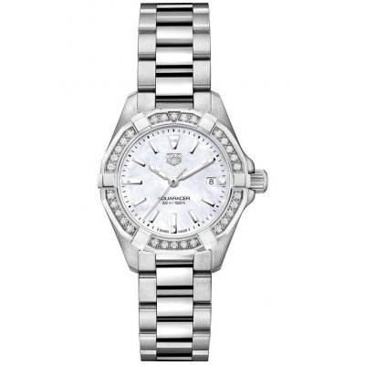 TAG Heuer Aquaracer WBD1413.BA0741 Diamonds, Quartz, 27 mm