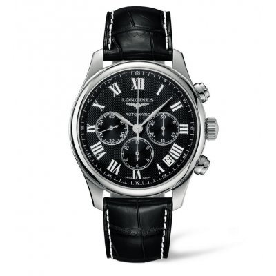 Longines Master Collection L28594518 Automat, Chronograf, 44 mm