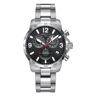 Certina DS Podium C034.654.11.057.00 Chronometer, Quartz Chronograf, 42 mm