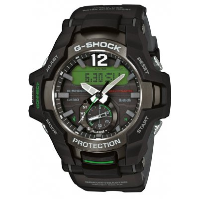 Casio G-SHOCK GR B100-1A3 Bluetooth, Quartz, 52.4 mm