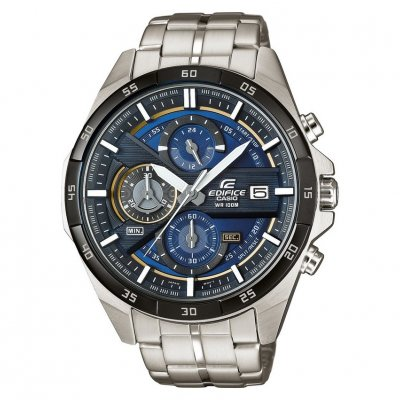 Casio EDIFICE EFR 556DB-2A Vode odolnosť 100M, Quartz Chronograf, 45 mm