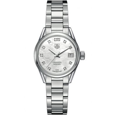 TAG Heuer Carrera WAR2414.BA0776 Diamanty, Automat, 28 mm