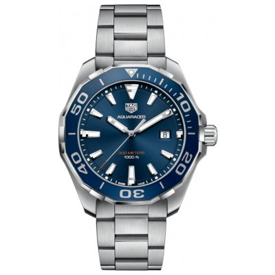 TAG Heuer Aquaracer WAY101C.BA0746 Vode odolnosť 300M, Quartz, 43 mm