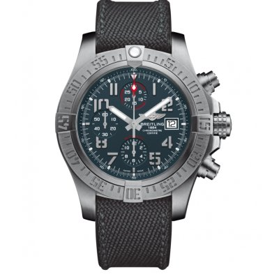Breitling Avenger Bandit E1338310/M534/253S Water resistance 300M, Automatic Chronograph, 45 mm