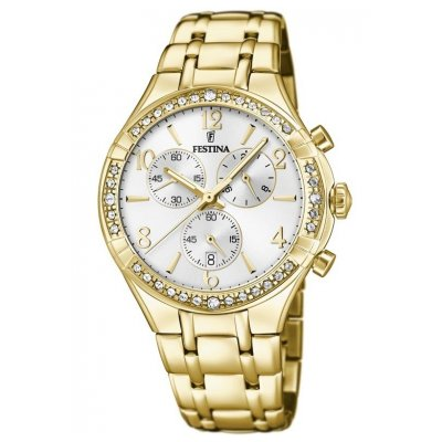 Festina Boyfriend F20395/1 Quartz, Chronograph, 39.25 mm