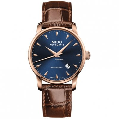 Mido Baroncelli M86003158 Powermatic 80, Automat, 38 mm