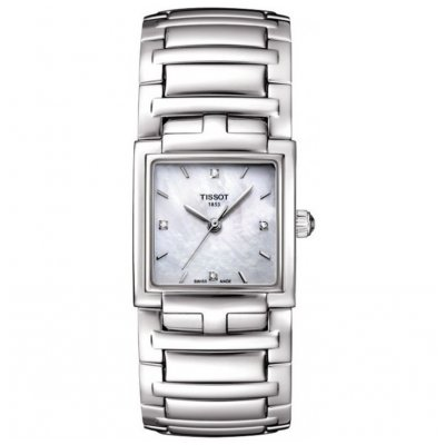 Tissot T-Trend T051.310.11.116.00 T-EVOCATION, Quartz, 24 x 23 mm