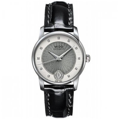 Mido Baroncelli Diamonds M0072071603601 Diamanty, Automat, 33 mm