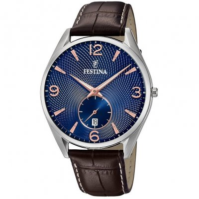 Festina Retro F6857/8 Quartz, 42 mm