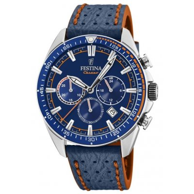 Festina Sport Racing F20377/2 Quartz, Chronograf, 43.50 mm