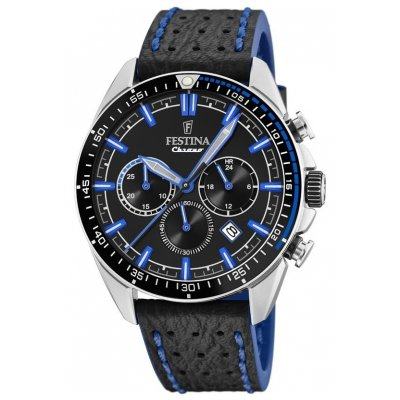 Festina Sport Racing F20377/3 Quartz, Chronograf, 43.50 mm