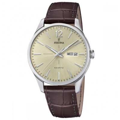 Festina Klasik F20205/1 Quartz, 41 mm