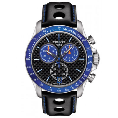 Tissot Sport Specials T106.417.16.201.01 V8, Alpine Special edition, Chronograph, 42.50 mm