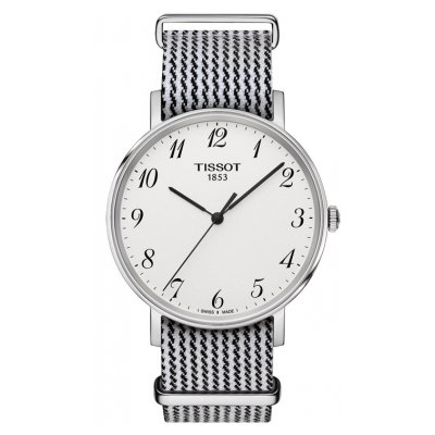 Tissot T-Classic T109.410.18.032.00 EVERYTIME, Quartz, 38 mm